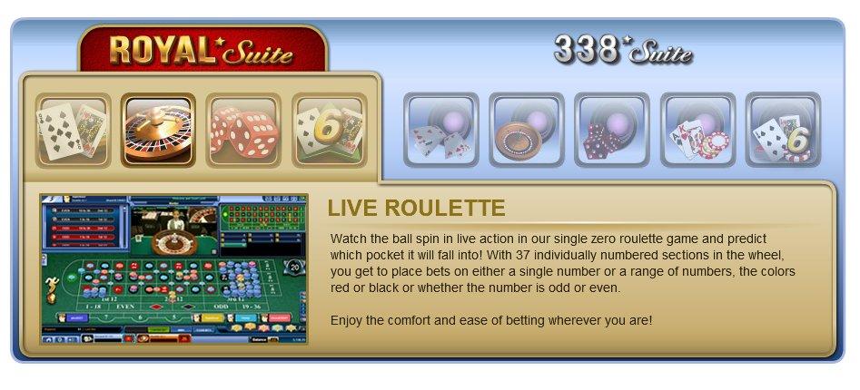 Casino 338a Online