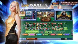 judi casino online roulette di android